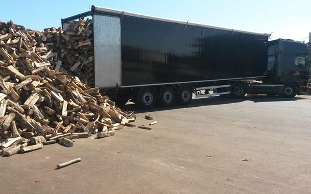 Livraison bois de chauffage dans toute la France